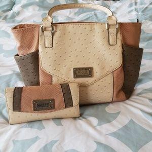 Guess Avellino purse & wallet set